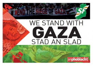 We stand with Gaza