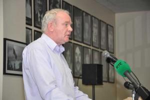 Martin McGuinness speech