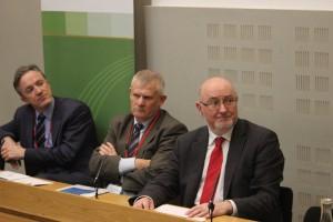 Caoimhghín Ó Caoláin hosts dementia conference