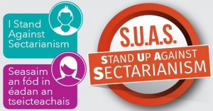 sectarianism logo