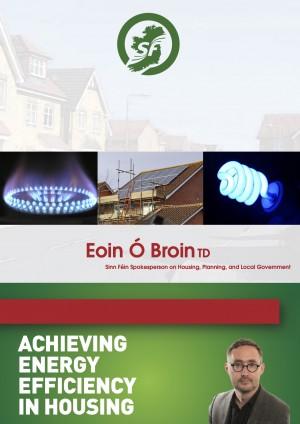 Achieving Energy Efficiency in Housing