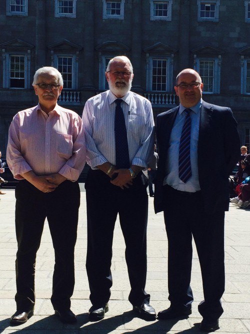 Ferris and McMullan meet to discuss lamb labelling