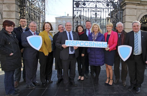 Launch of ISPCC Anti Bullying Awareness Month