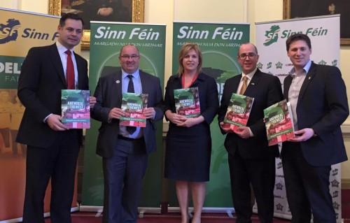 Iarthar na hÉireann - seoladh Shinn Féin