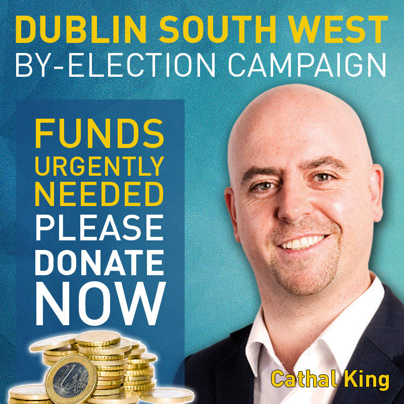 Cathal King Donation