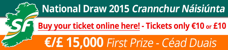 National Draw 2015