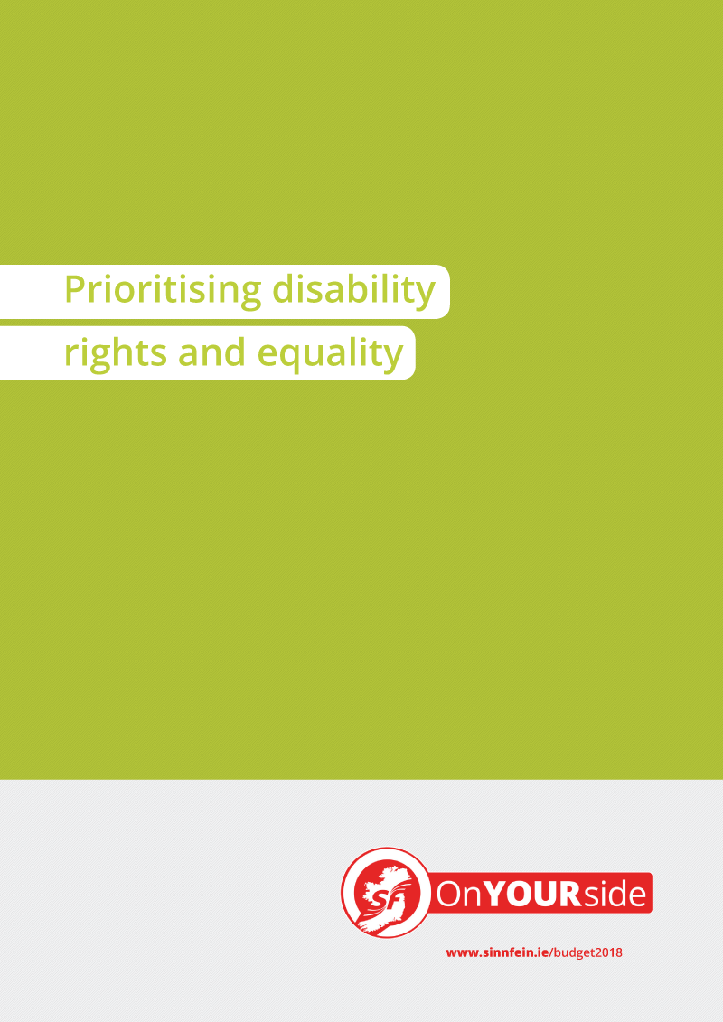 Prioritising disability inclusion