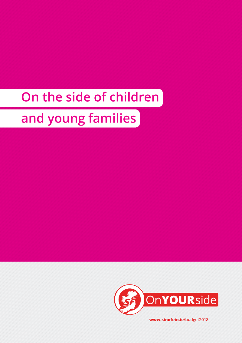 On the side of children and young families