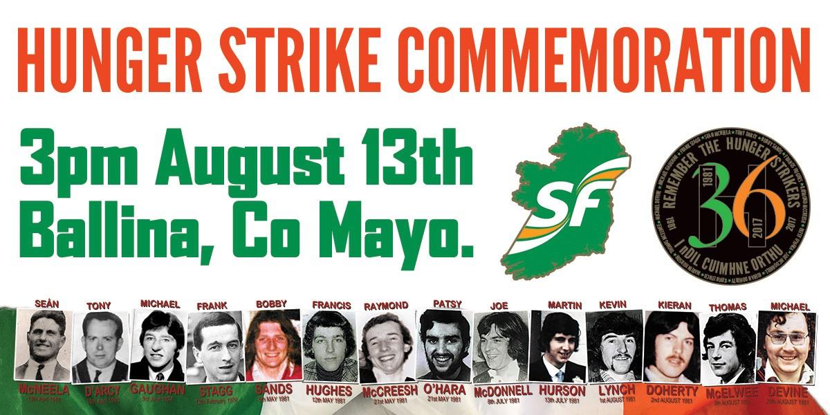 Hunger Strike Commemoration 2017