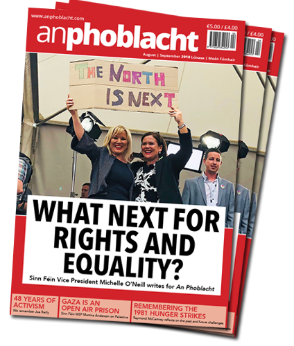An Phoblacht Edition 2