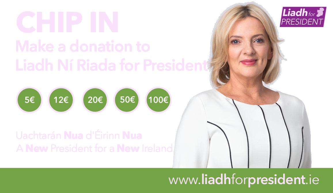 Liadh for President