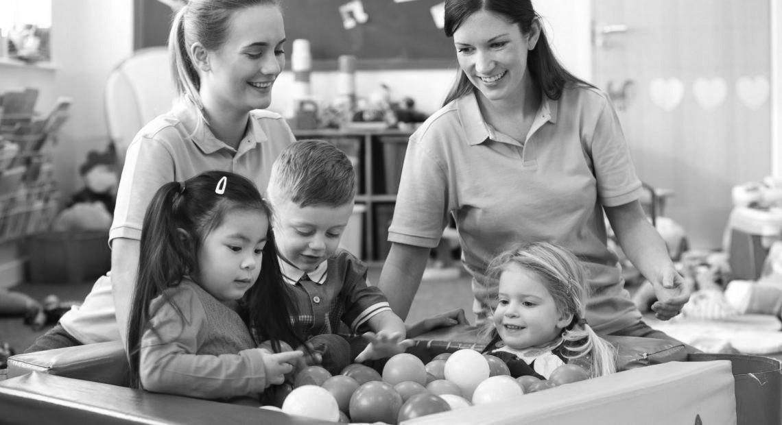 New - Childcare
