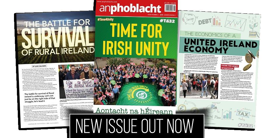 An Phoblacht 2nd Edition 2019